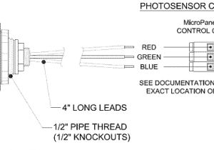 Photocell Switch Wiring Diagram Troubleshooting A Photocell Does Not Turn the Lights On Off