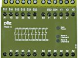 Pilz Pnoz X1 Wiring Diagram Sicherheitsrelais Pnoz X Not Aus Schutztur Lichtgitter
