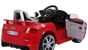 Pink Audi toddler Car Amazon Com Costzon Kids Ride On Car Licensed 12v Audi Tt Rs
