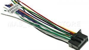 Pioneer Avh 210ex Wiring Harness Diagram Wire Harness for Pioneer Avh 210ex Avh210ex Pay today