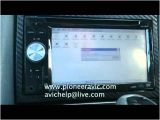 Pioneer Avic F7010bt Wiring Diagram How to F900bt F910bt F700bt F710bt Map and Firmware Update Instruction Video