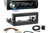 Pioneer Fh X730bs Wiring Diagram Pioneer Car Stereo Mp3 Bluetooth Dash Kit Harness for 1995 Gmc