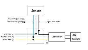Pir Floodlight Wiring Diagram Light Sensor Wiring Diagram Wiring Diagram Technic