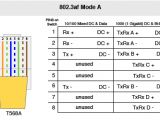 Poe Cable Wiring Diagram Power Over Ethernet Poe Demystifying Mode A and Mode B Planet