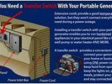 Portable Generator Manual Transfer Switch Wiring Diagram 11 Best Portable Generators Images In 2012 Generators Portable