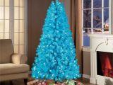 Pre Lit Christmas Tree Wiring Diagram Holiday Time 6ft Pre Lit Teal Blue Christmas Tree Walmart Com