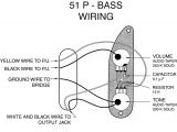 Precision Bass Wiring Diagram Squier P Bass Wiring Diagram Wiring Diagram Centre
