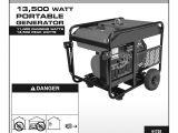 Predator 670 Wiring Diagram Manual for the 61725 13500 Peak 11000 Running Watts 22 Hp 670cc
