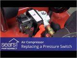 Pressure Switch Wiring Diagram Air Compressor How to Replace An Air Compressor Pressure Switch Youtube