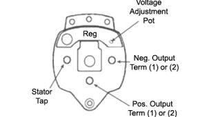 Prestolite Alternator Wiring Diagram Prestolite Leece Neville