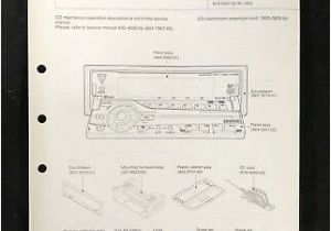Procinema 600 Wiring Diagram Kenwood Kdc 135 Manual