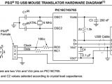 Ps2 Keyboard Wiring Diagram Ps2 to Usb Schematic Wiring Diagrams Value