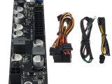 Psu Wiring Diagram Dc Dc atx Psu 12v 250w Pico atx Switch Psu 24pin Mini Itx Dc to Car