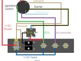 Push button Starter Switch Wiring Diagram Push button Starter Switch Wiring Diagram Wiring Diagram Centre