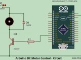 Pwm Wiring Diagram Arduino Dc Motor Speed Control Circuits In 2019 Motor Speed