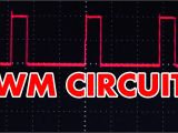 Pwm Wiring Diagram What is Pwm Pulse Width Modulation Tutorial Youtube