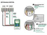 Rain Bird Esp Modular Wiring Diagram Esp Me Series Controllers Rain Bird