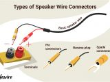 Rca Plug to Speaker Wire Diagram How to Connect Speakers Using Speaker Wire
