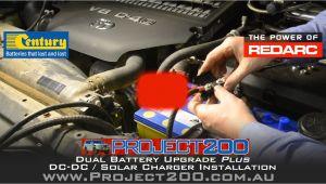 Redarc Bcdc1240 Wiring Diagram Smart Start Bcdc Dc to Dc Charger Redarc Electronics