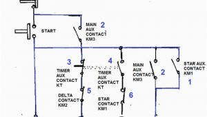 Reduced Voltage Starter Wiring Diagram Star Delta Motor Starter Explained In Details Eep