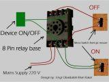 Relay 11 Pin Wiring Diagram Home Wiring Relay Wiring Diagram Inside