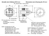 Rev Counter Wiring Diagram 0 5 Mustang Tach Wiring Wiring Diagram Inside