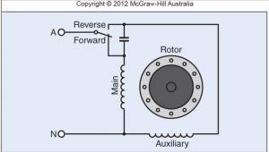 Reversing Single Phase Motor Wiring Diagram How to Make Reversing Single Phase Motor Clockwise and Counter
