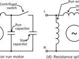 Reversing Single Phase Motor Wiring Diagram What is the Wiring Of A Single Phase Motor Quora