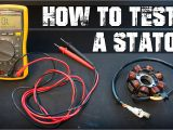 Ricky Stator Wiring Diagram How to Test A Trail Tech Stator Youtube