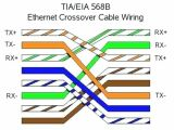 Rj45 Crossover Cable Wiring Diagram Network Cable Wiring Diagrams Crossover Cable with and In Each the