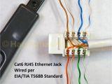 Rj45 Wall Jack Wiring Diagram Cat 6 Ethernet Wall Jack Wiring Wiring Diagram Pos
