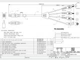 Rj45 Wiring Diagram Ethernet Cable Wiring Diagram Cat6 Awesome Rca to Rj45 Wiring