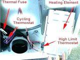 Roper Dryer Heating Element Wiring Diagram Dryer thermostat Test Shopngo Co