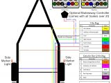 Round 4 Pin Trailer Wiring Diagram Way Wiring Harness for Utility Trailers Free Download Wiring