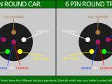 Round 4 Wire Trailer Plug Diagram Trailer Wiring 6 Pin Wiring Diagram Structure