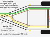 Round 4 Wire Trailer Plug Diagram Trailer Wiring Diagram 4 Way Wiring Diagram Operations