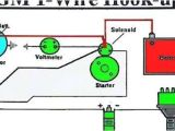 Round Rocker Switch Wiring Diagram Image Result for 3 Wire Alternator Wiring Diagram with