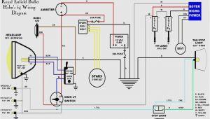 Royal Enfield Thunderbird 350 Wiring Diagram Royal Enfield Bullet Wiring Diagram Wiring Diagram Standard