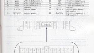 Rsx Stereo Wiring Diagram Acura Amp Wire Diagram Wiring Diagram