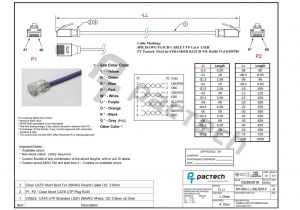 Rtu Wiring Diagram Cat 5 B Wiring Diagram Fresh Cat 5 Wiring Diagram B Wall Jack 568a