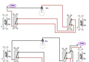 Rtu Wiring Diagram Light Bulb Wire Best 2 Lights 2 Switches Diagram Unique Wiring A