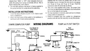 Rule Mate 1500 Wiring Diagram Rule Pumps Wiring Diagram Wiring Diagram