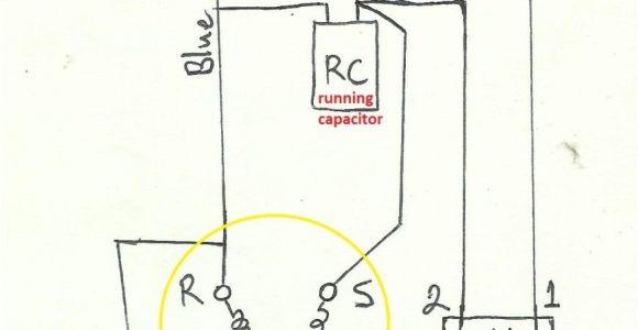 Run Capacitor Wiring Diagram Start Run Capacitor Wiring Diagram Samsung Rs2555bb List Of