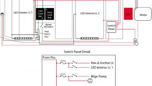 Sailboat Wiring Diagram Image Result for Jon Boat Wiring for Lights Pontoon Boat Boat