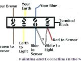 Security Motion Detector Wiring Diagram Motion Light Wiring Diagram astromining Co