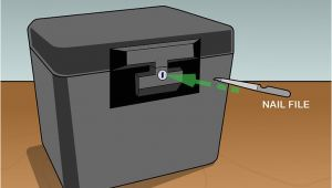 Sentry Safe Keypad Wiring Diagram 3 Ways to Pick A Sentry Safe Lock Wikihow