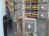 Service Panel Wiring Diagram once the Power Leaves the Electrical Service Panel Through the Hot