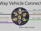 Seven Pin Wiring Diagram is the Oem Trailer Wiring Pattern the Same for Dodge ford and Gm