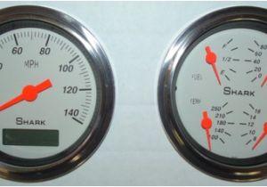 Shark Gauges Wiring Diagram Instrument Gauges