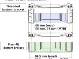 Shimano Di2 Wiring Diagram Press Fit Bottom Bracket Shimano Bike Component